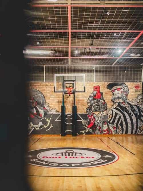 Basketball Courts Indoor Vs Outdoor Differences Basketball Word
